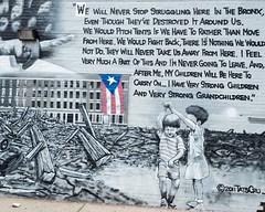 In Honor of Dr. Evelina López Antonetty Mural (2011) by Tats Cru, South Bronx, New York City (jag9889) Tags: nyc newyorkcity usa ny newyork graffiti mural unitedstates puertorico bronx unitedstatesofamerica publicart thebronx 2014 educator tatscru southbronx morrisania humanrightsactivist jag9889 unitedbronxparents drevelinalópezantonetty