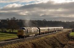 20140111-IMG_2960 (deltic21) Tags: deltic napier british rail preservation english electric 55 regiments racehorses