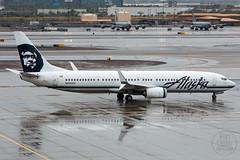 Alaska 737-900ER N423AS (KoryC757) Tags: arizona phoenix boeing phx alaskaairlines skyharbor 737900er phxspotters n423as