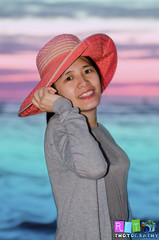 sunset color (taylorchen1210) Tags: sunset girl hawaii pretty weddingphotographer weddingphotography weddingphotographerinportland weddingphotographerinbeavertonoregon