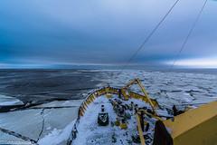sampo (Lichtbildidealisten.) Tags: winter sea sky snow cold ice beautiful finland icebreaker sampo kemi