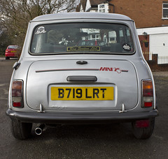 outsiderear (SteelyP) Tags: classic austin anniversary mini 25 25th