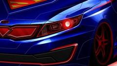 inspired Kia Optima Hybrid teaser image hd 1366x768 hd wallpaper (carsbackground) Tags: wallpaper image inspired hd kia hybrid teaser optima 1366x768