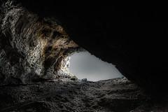 Looking up in the Cave of Zeus - Crete (vale0065) Tags: mountain canon island kreta greece zeus crete gods 5d cave ida isle mythology eiland markii griekenland mythologie grot goden