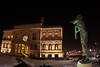 World Food Prize at Night (Phil Roeder) Tags: iowa desmoines canon15mmf28 worldfoodprize