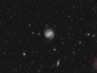 M100 - Spiralgalaxie