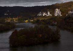 2016-03-27 (Gim) Tags: france seine frankreich normandie normandy frankrig eure frankrike riverseine lesandelys laseine bassenormandie chteaugaillard gim guillaumebavire