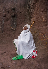 Pilgrim woman during kidane mehret orthodox celebration, Amhara region, Lalibela, Ethiopia (Eric Lafforgue) Tags: africa people color history church vertical architecture religious outdoors photography clothing women day african faith religion ceremony christian unescoworldheritagesite celebration event journey devotion christianity shawl spirituality tradition ethiopia orthodox pilgrimage worshipper religiouscelebration pilgrim oneperson developingcountry lalibela orthodoxy hornofafrica ethiopian eastafrica orthodoxchurch placeofworship saintmary abyssinia traditionalclothing cavechurch fulllenght traveldestination 1people monolithicchurch traditionalceremony builtstructure amhararegion kidanemehret ethio161393