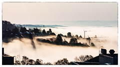 sunrise and fog (08dreizehn) Tags: sun fog germany deutschland soleil europa europe nebel sonne sonnenaufgang allemagne tuebingen brouillard morgens tbingen badenwrttemberg schwbischealb badenwuerttemberg olympusm45mmf18 olympuspenepl7 08dreizehn nullachtdreizehn thomashassel
