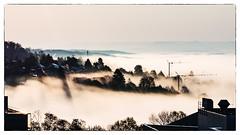 sunrise and fog (08dreizehn) Tags: sun fog germany deutschland soleil europa europe nebel sonne sonnenaufgang allemagne tuebingen brouillard morgens tbingen badenwrttemberg schwbischealb badenwuerttemberg olympusm45mmf18 olympuspenepl7 08dreizehn nullachtdreizehn thomashassel