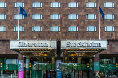 Sheraton Stockholm (AdamTje) Tags: city bridge se nikon sweden stockholm photowalk scandinavia lightroom 2016 stockholmsln d7100