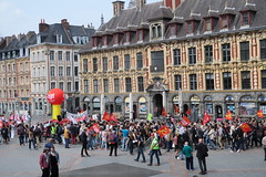 manif_26_05_lille_086 (Rmi-Ange) Tags: fsu social lille fo unef retrait cnt manifestation grve cgt solidaires syndicats lutteouvrire 26mai syndicattudiant loitravail