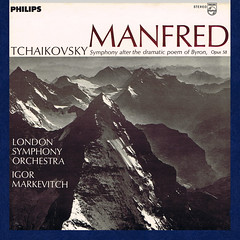 Tchaikovsky Manfred Symphony - Markevitch Philips R2R (sacqueboutier) Tags: vintage open russia stereo tape classical russian classicalmusic tapes symphony reeltoreel reel symphonies audiophile openreel
