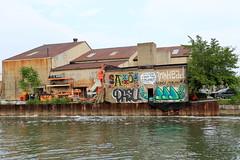 saxon dasu inkhead ygg (Luna Park) Tags: nyc ny newyork brooklyn graffiti lunapark gowanus saxon yougogirl inkhead ygg dasu