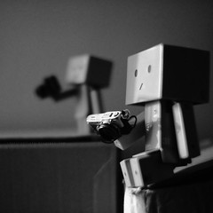 Danbo (Steve only) Tags: auto bw color reflex f14 sony 55mm snaps m42 danbo porst 5514 mitakon   11455mm nex3 lensturbo