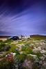 Lines (Rodney Campbell) Tags: longexposure clouds sunrise au australia wa caravan westernaustralia cpl sharkbay francoisperonnationalpark gnd09 littlestopper