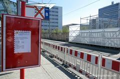 Baustelle Bahnhofsplatz 46 (Susanne Schweers) Tags: max baustelle architektur bremen architekt citygate hochhuser bahnhofsplatz dudler maxdudler bebauung