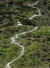 Green Mile. (Anscheinend) Tags: alps green austria tirol sterreich track path alpen weg pfad