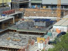 JW Marriott Construction Update: May 15, 2016 (brenGT2) Tags: tower ice skyscraper marriott hotel construction downtown edmonton district highrise parkade