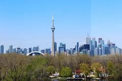 Toronto Skyline (jmaxtours) Tags: toronto ontario canada skyline torontoontario torontoislands torontoskyline gibralterpointlighthouse