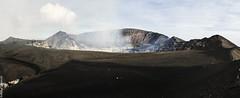 Cratre Marum (Terres de lumire photographie) Tags: voyage trek canon island volcano pano terrasse southpacific panoramique volcan vanuatu aventure pacifique ambrym mlansie massat terresdelumire volcansvanuatu