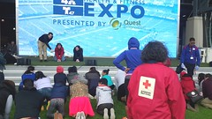 NBC 4 New York Telemundo 47 Health & Fitness Expo (RedCrossNewJersey) Tags: metlife redcross healthandfitnessexpo healthfitnessexpo metlifestadium nbc4newyorktelemundo47healthandfitnessexpo
