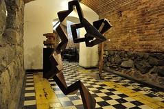 IV Volmenes (Uditurier) Tags: uditurier escultor iv volmenes alejandro mardones andrs matamala diego larran juan carlos lvarez valparaso galera municipal de arte esculturas