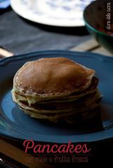 frittelle-americane (Storie dalla Cucina) Tags: pancakes breakfast macedonia foodporn american miele colazione menta storie stevia foodblog pesche lamponi foodblogger storiedallacucinaealtriracconti storiedallacucina