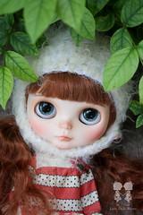 My custom Commission Blythe Doll : Monique Magnifique