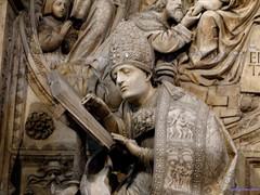 vila (santiagolopezpastor) Tags: espaa spain cathedral catedral espagne renaissance castilla vila renacimiento castillaylen renacentista provinciadevila