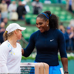 Yulia Putintseva, Serena Williams