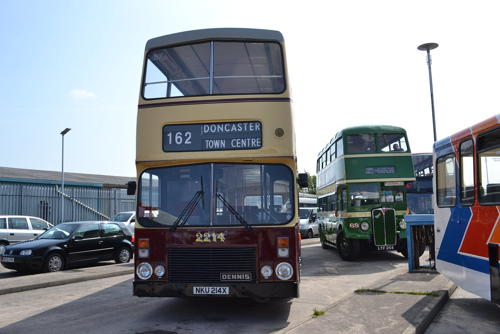 The World S Best Photos Of Bus And Rotherham Flickr Hive