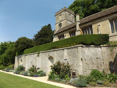 St Peter's Church from the garden of Dyrham Park II, Gloucestershire, 6 June 2016 (AndrewDixon2812) Tags: park bath cotswolds gloucestershire nationaltrust cotswold dyrham