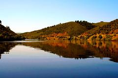 Vila Velha de Rdo (Antnio Jos Rocha) Tags: portugal barco natureza pesca reflexos albufeira riotejo vilavelhaderdo espelhodegua barragemdofratel albufeiradofratel