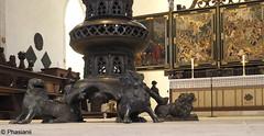 St.-Paulus-Dom (Phasianii) Tags: olympus omd em10 phasianii mnsterw stpaulusdom altarbild kathedrale church glaube religion christianity catholic sakral indoor