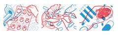 exame-02 (Rodrigo Damati) Tags: info ilustrao vetor ilustra infografia vetorial infogrfico