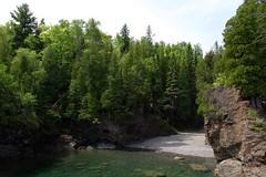 IMG_1673 (Dillon Balnius) Tags: beach nature up rocks michigan upperpeninsula marquette blackrocks