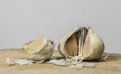Garlic (L Urquiza) Tags: life food naturaleza still garlic muerta bodegon ajo
