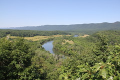 Shenandoah River State Park - View From Cullers Overlook (Itinerant Wanderer) Tags: virginia warrencounty shenandoahriverstatepark