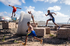 Casablanca Kids (yoriyas) Tags: sky people game kids photography jump photographer ngc photobook lifestyle award nike morocco maroc fujifilm layers casablanca leila pictureoftheday gangs photooftheday parcour magnumphoto arabphoto colorsofmorocco arabphotography moroccostreetphotography award2016 yoriyas yoriyart yassinealaoui morocoophotography morocoophotographer