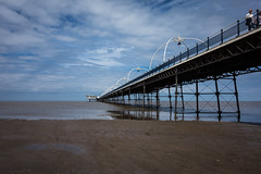Southport Pier... (tabulator_1) Tags: summer southportpier