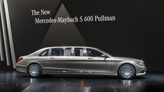 MERCEDES MAYBACH PULLMAN S600 (SAUD AL - OLAYAN) Tags: mercedes pullman maybach s600