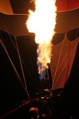 Balloon fest (Tricia Lynne) Tags: night fire hotairballoon balloonfest