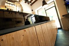 _DSC1245 (fdpdesign) Tags: arredamenti shop design shopdesign nikon d800 milano italy arrdo italia 2016 legno wood ferro sedie tavoli locali cocktails bar interni architettura