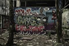 girls dem sugar (liebeslakritze) Tags: graffiti colours eastside cosmicgirls