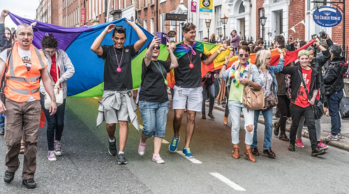 PRIDE PARADE AND FESTIVAL [DUBLIN 2016]-118060