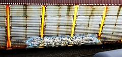 eser (timetomakethepasta) Tags: eser imo ae jram more sleep opt reds railheads freight train graffiti ttx autorack rusty