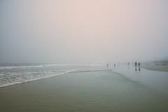 Brigantine Beach (Blake Bolinger) Tags: beach fog newjersey nj shore brigantine atlanticcounty