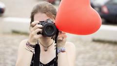 Glckstage (carla_hauptmann) Tags: travel summer girl germany happy deutschland 50mm sommer sony journey bremen mdchen reise ontour a77 glcklich f17