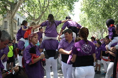 IMG_4613 (Colla Castellera de Figueres) Tags: de towers human sant pere castellers figueres pla pilars olot 2016 colla castells lestany xerrics actuacio gavarres castellera 2p5 7d7 5d7 3d7a esperxats picapolls